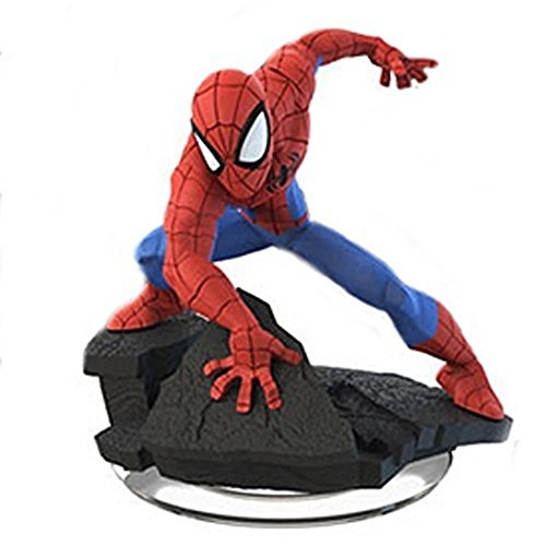 FIG: DISNEY INFINITY 2.0 SPIDER-MAN (MARVEL) (USED)